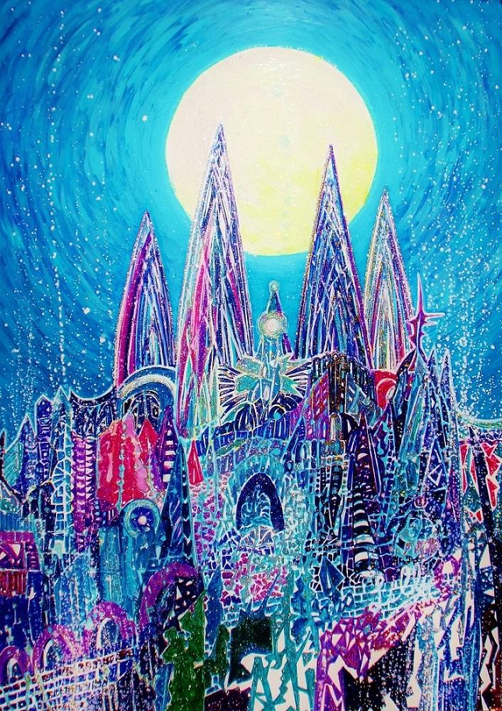 静かなる祝宴~Sagrada Familia (Kastrada2013)~