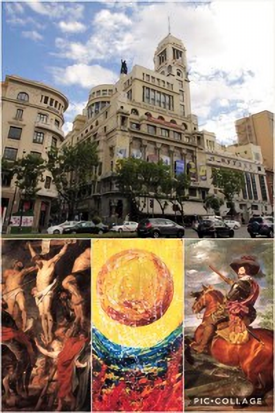 【海外情報】初!スペイン!『アートメゾン・ビエンナーレ 2017』